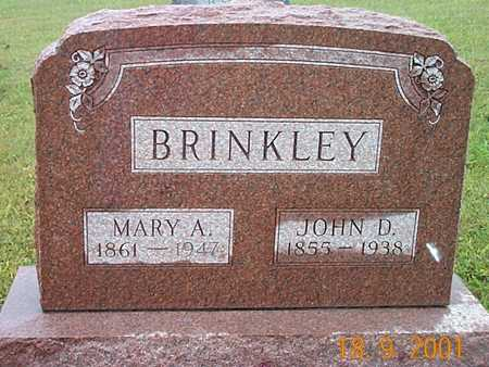 BRINKLEY, JOHN DENNIS - Appanoose County, Iowa | JOHN DENNIS BRINKLEY