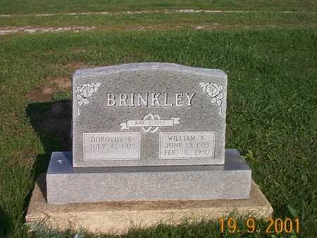 BRINKLEY, WILLIAM ALFRED - Appanoose County, Iowa | WILLIAM ALFRED BRINKLEY