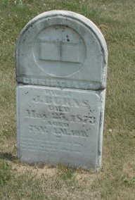 BURNS, CHRISTINA - Appanoose County, Iowa   CHRISTINA BURNS