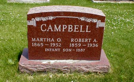 GARR CAMPBELL, MARTHA - Appanoose County, Iowa | MARTHA GARR CAMPBELL