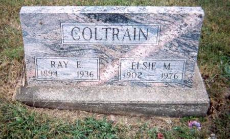 COLTRAIN, RAY E AND ELSIE M - Appanoose County, Iowa | RAY E AND ELSIE M COLTRAIN