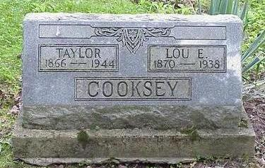 COOKSEY, TAYLOR - Appanoose County, Iowa | TAYLOR COOKSEY