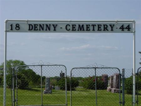DENNY, CEMETERY - Appanoose County, Iowa | CEMETERY DENNY