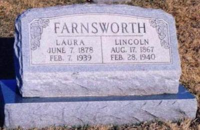 FARNSWORTH, LAURA - Appanoose County, Iowa | LAURA FARNSWORTH