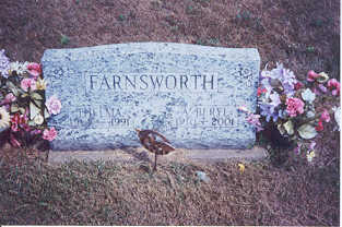 FARNSWORTH, BERYL - Appanoose County, Iowa | BERYL FARNSWORTH