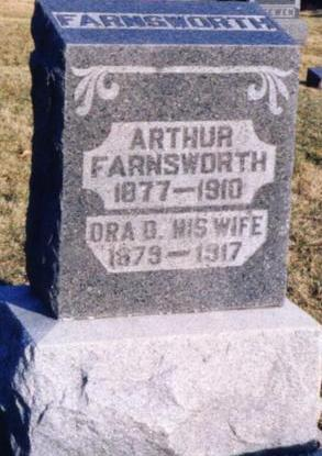 ABBOTT FARNSWORTH, ORA D - Appanoose County, Iowa | ORA D ABBOTT FARNSWORTH