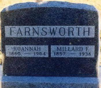 FARNSWORTH, MILLARD FILLMORE - Appanoose County, Iowa | MILLARD FILLMORE FARNSWORTH