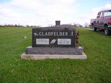 GLADFELDER, KEITH - Appanoose County, Iowa | KEITH GLADFELDER