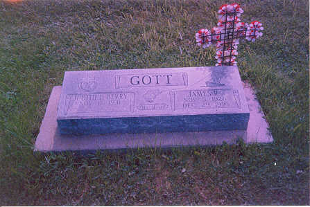 GOTT, JAMES - Appanoose County, Iowa | JAMES GOTT