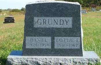 GRUNDY, DANIEL - Appanoose County, Iowa | DANIEL GRUNDY