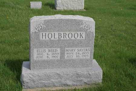 HOLBROOK, ELLIS REED - Appanoose County, Iowa | ELLIS REED HOLBROOK