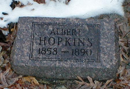 HOPKINS, ALBERT S. - Appanoose County, Iowa | ALBERT S. HOPKINS