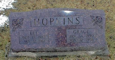 HOPKINS, GRACE - Appanoose County, Iowa | GRACE HOPKINS