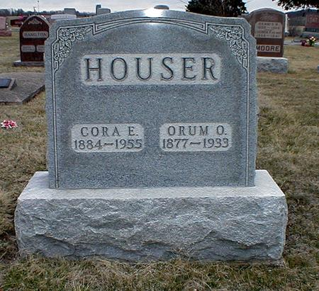 HOUSER, OREM - Appanoose County, Iowa | OREM HOUSER