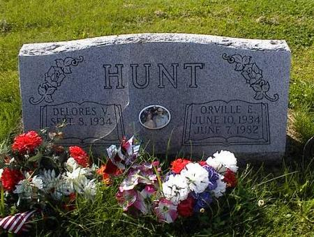 HUNT, ORVILLE EUGENE - Appanoose County, Iowa | ORVILLE EUGENE HUNT