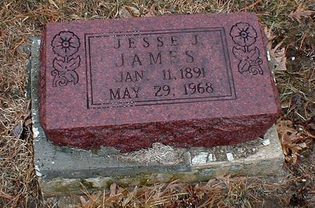 JAMES, JESSE J. - Appanoose County, Iowa | JESSE J. JAMES