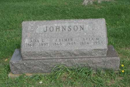 JOHNSON, J. ELMER - Appanoose County, Iowa | J. ELMER JOHNSON