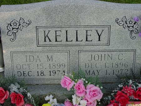 KELLEY, JOHN C. AND IDA M. - Appanoose County, Iowa | JOHN C. AND IDA M. KELLEY