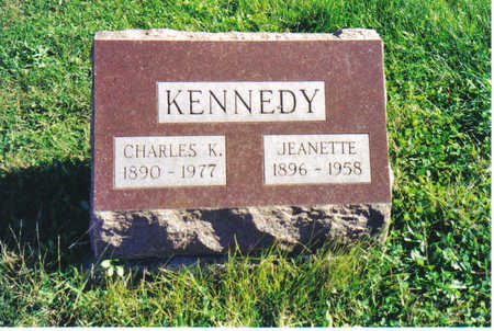 KENNEDY, JEANETTE - Appanoose County, Iowa | JEANETTE KENNEDY