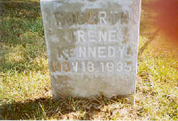 KENNEDY, ROBERTA  IRENE - Appanoose County, Iowa | ROBERTA  IRENE KENNEDY
