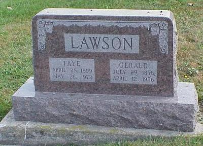 LAWSON, NILLIE FAYE - Appanoose County, Iowa | NILLIE FAYE LAWSON