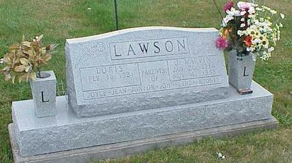 LAWSON, JAMES MARVIN - Appanoose County, Iowa | JAMES MARVIN LAWSON