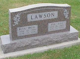 LAWSON, EVA FAYE - Appanoose County, Iowa | EVA FAYE LAWSON