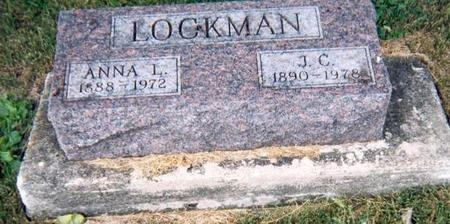 LOCKMAN, J.C - Appanoose County, Iowa | J.C LOCKMAN