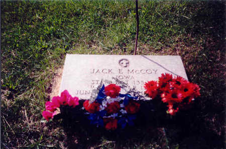 MCCOY, JACK - Appanoose County, Iowa | JACK MCCOY