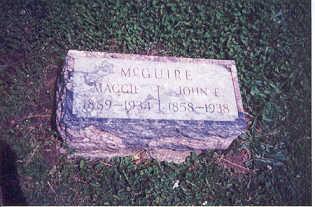 MCGUIRE, JOHN A. - Appanoose County, Iowa | JOHN A. MCGUIRE