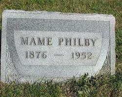 DUCEY PHILBY, MARY ANN (MAME) - Appanoose County, Iowa | MARY ANN (MAME) DUCEY PHILBY