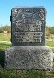 PHILBY, SARAH A. - Appanoose County, Iowa | SARAH A. PHILBY