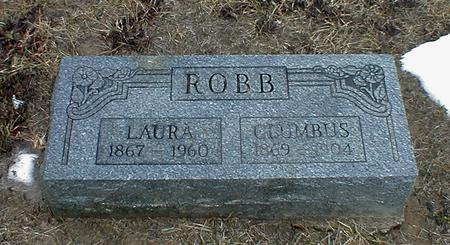 ROBB, LAURA BELLE - Appanoose County, Iowa | LAURA BELLE ROBB