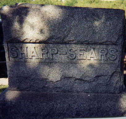 SHARP-SEARS, FAMILY - Appanoose County, Iowa | FAMILY SHARP-SEARS