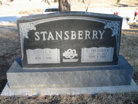 STANSBERRY, LUCILLE - Appanoose County, Iowa | LUCILLE STANSBERRY