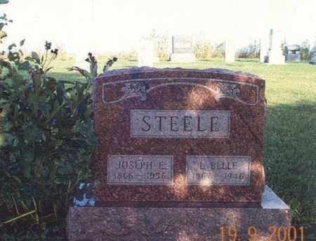 CROSS STEELE, LAURA BELLE - Appanoose County, Iowa | LAURA BELLE CROSS STEELE