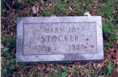 STOCKER, MARY JO - Appanoose County, Iowa | MARY JO STOCKER