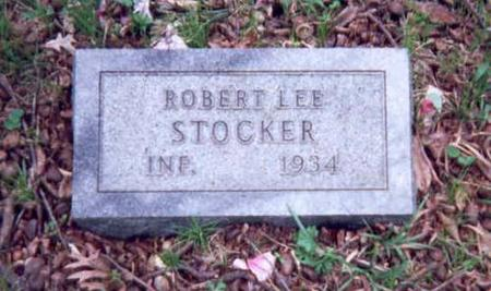 STOCKER, ROBERT LEE - Appanoose County, Iowa | ROBERT LEE STOCKER