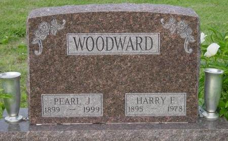 WOODWARD, PEARL J. AND HARRY F. - Appanoose County, Iowa | PEARL J. AND HARRY F. WOODWARD