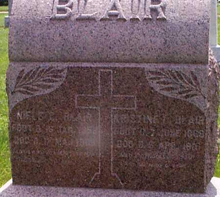 BLAIR, NIELS C - Audubon County, Iowa | NIELS C BLAIR