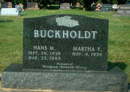 BUCKHOLDT, HANS MORTENSEN - Audubon County, Iowa | HANS MORTENSEN BUCKHOLDT