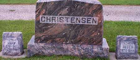 CHRISTENSEN, PETER