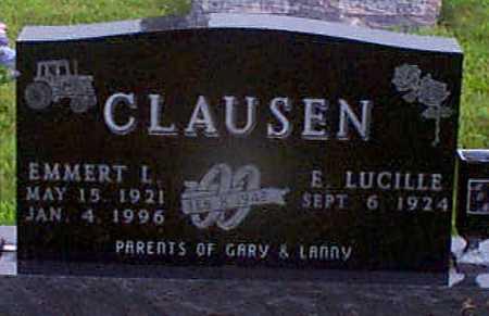 CLAUSEN, EMMERT L - Audubon County, Iowa | EMMERT L CLAUSEN