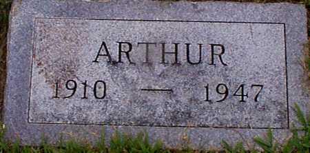 HANSEN, ARTHUR - Audubon County, Iowa | ARTHUR HANSEN