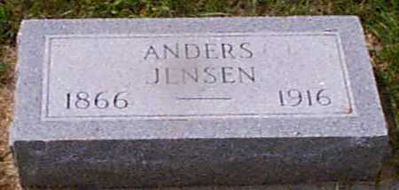 JENSEN, ANDERS - Audubon County, Iowa | ANDERS JENSEN