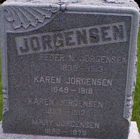 JORGENSEN, MARY - Audubon County, Iowa | MARY JORGENSEN