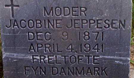 JEPPESEN, JACOBINE - Audubon County, Iowa | JACOBINE JEPPESEN
