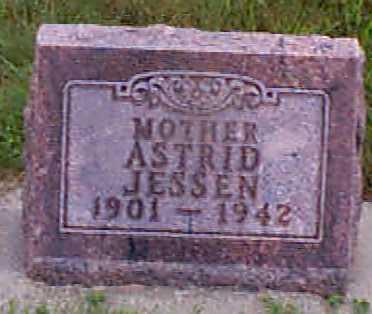 JESSEN, ASTRID - Audubon County, Iowa | ASTRID JESSEN