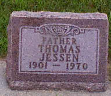 JESSEN, THOMAS - Audubon County, Iowa | THOMAS JESSEN