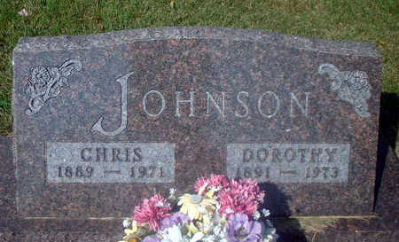 JOHNSON, CHRIS - Audubon County, Iowa | CHRIS JOHNSON